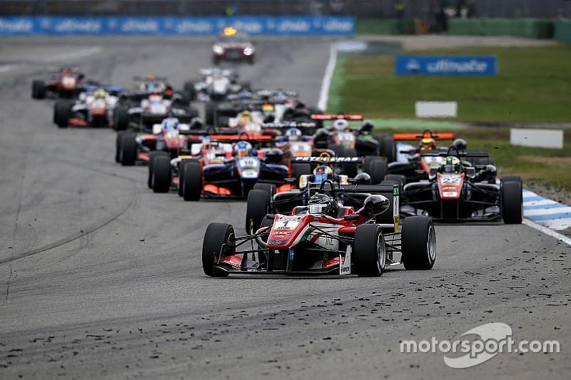 La FIA annonce 500'000€ de primes en F3 Europe