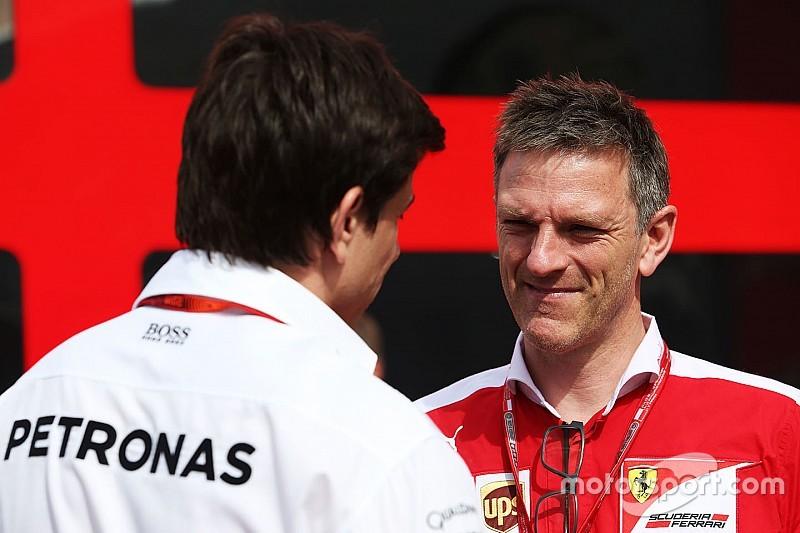 James Allison nommé directeur technique de Mercedes