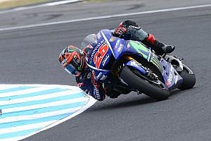 MotoGP Relato de testes Viñales voa e é o mais rápido no segundo dia na Austrália
