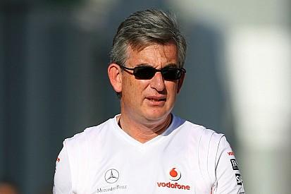 Marketing boss Sami to leave McLaren F1 team