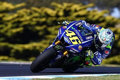 MotoGP: Rossi úgy érzi, rossz irányba indultak el