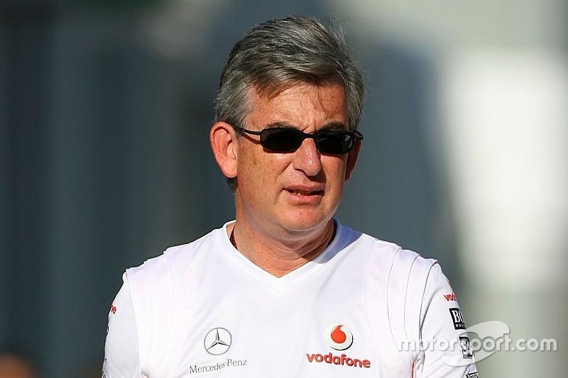 McLaren va perdre son responsable marketing
