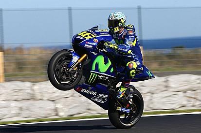 """MotoGP-Test auf Phillip Island: Rossi """"in falsche Richtung"""" gegangen"""