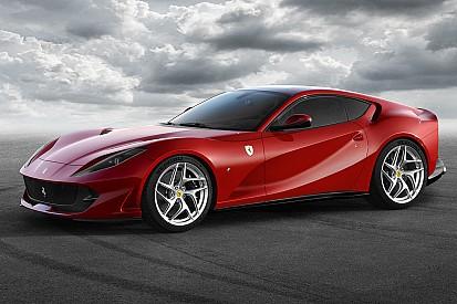 Ecco la Ferrari 812 Superfast. La vedremo al Salone di Ginevra