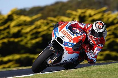 MotoGP: Lorenzo még mindig nem tud megbarátkozni a Ducatival!