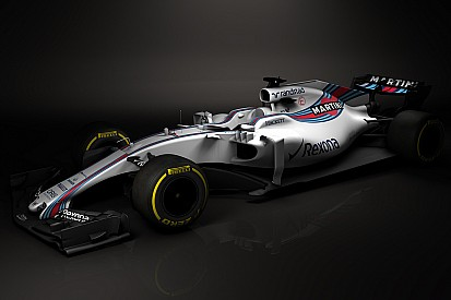 Das ist das neue Formel-1-Auto von Williams!