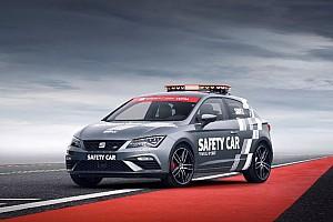 WSBK Actualités La SEAT Leon Cupra nouveau Safety Car du WSBK