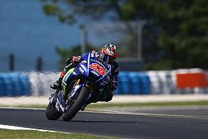 MotoGP Репортаж з тестів Віньялес завершив останній день тестів Філліп-Айленда найшвидшим