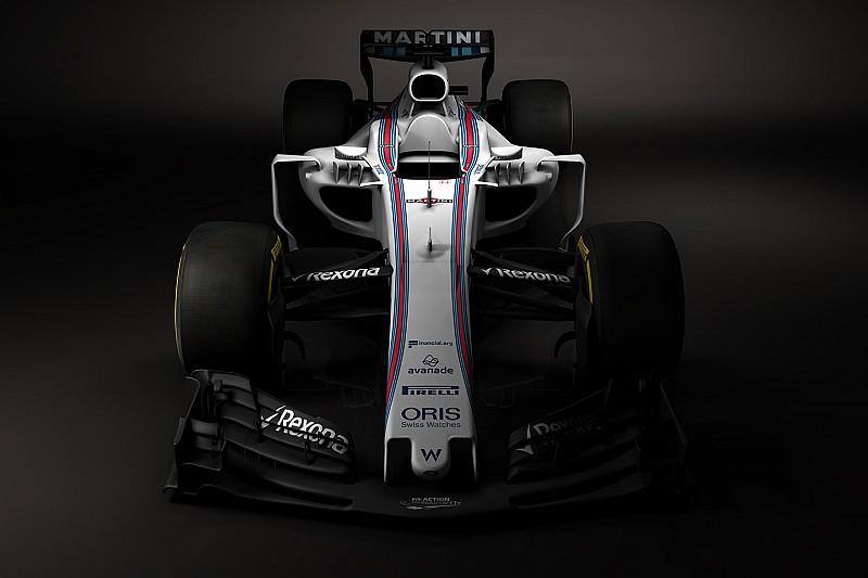 Fotogallery: la Williams FW40 di Massa e Stroll