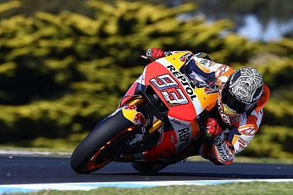 【MotoGP】解決策を見つけたマルケス「電子制御は改善しつつある」