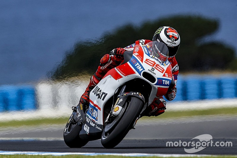 Fotogallery: l'ultimo giorno di test MotoGP a Phillip Island