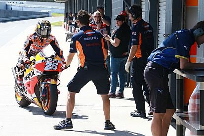 Honda ultima un test la semana que viene en Jerez con Márquez y Pedrosa