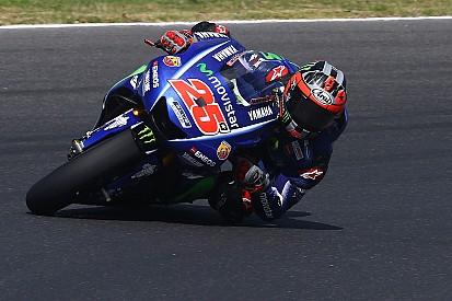 MotoGP: Utolsó nap is Vinales végzett az élen Ausztráliában!
