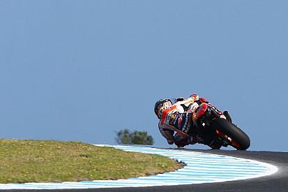 Marc Marquez: Mit Motor gut vorangekommen