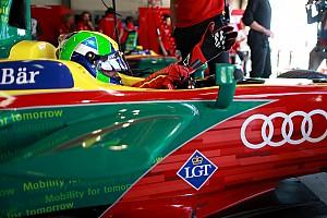 Formule E Actualités Di Grassi pleinement aux côtés d'Audi en Formule E