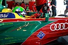 Formule E Di Grassi pleinement aux côtés d'Audi en Formule E