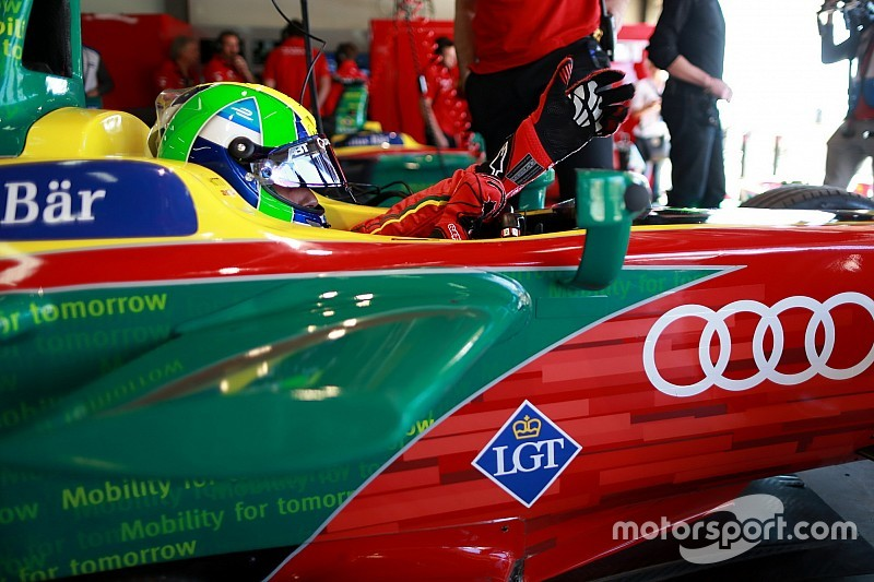 Di Grassi pleinement aux côtés d'Audi en Formule E