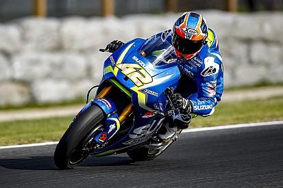 """Suzuki, Rins: """"Sì, ora inizio a sentirmi un vero pilota di MotoGP"""""""