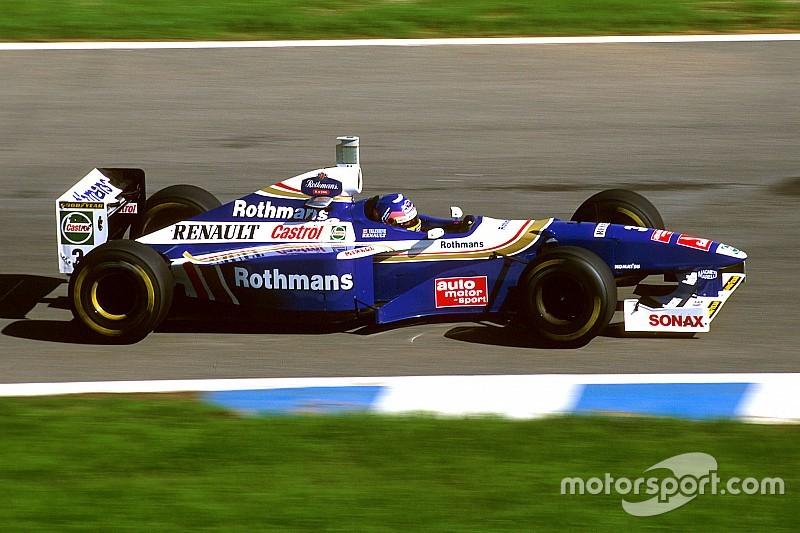 Galería: Todos los Fórmula 1 de Williams en los últimos 20 años