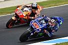 Viñales surprend Lorenzo, pas Rossi ou Márquez
