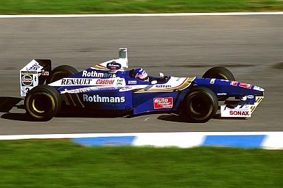 图集:威廉姆斯F1赛车设计二十年演化史