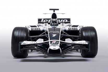 Rückblick: Alle Williams-Präsentationen in der Formel 1 seit 2007