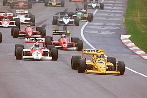 F1 Top List Galería: Así era la Fórmula 1 hace 30 años