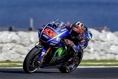 """Viñales: """"Es imposible sentirse la estrella en Yamaha, no puedes compararte con Rossi"""""""