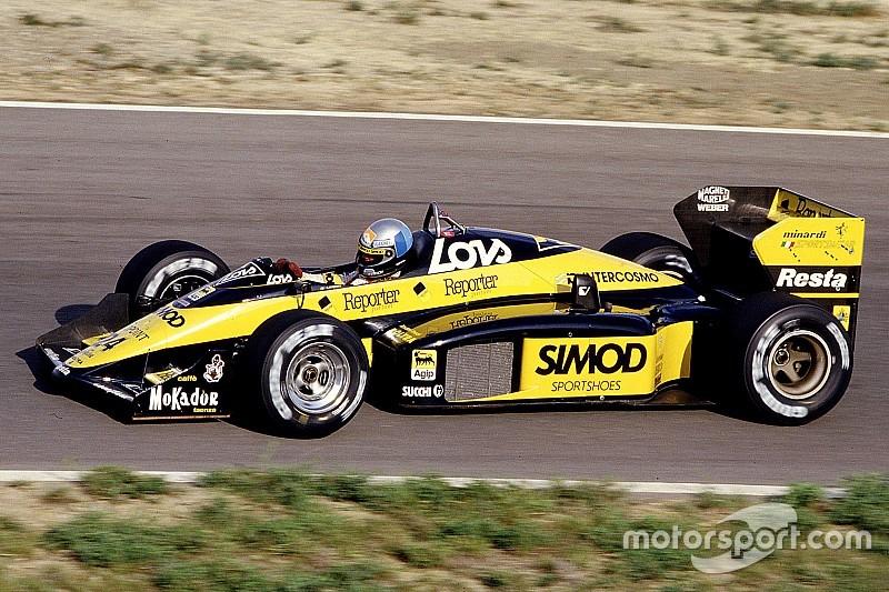 Il y a 30 ans: Les pilotes et les F1 de la saison 1987