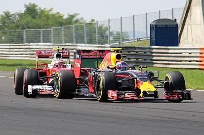 Renault: Ferrari- und Renault-Motoren waren fast auf demselben Niveau