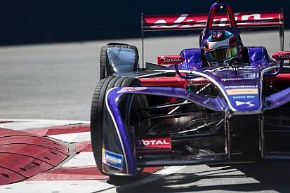 Formel E in Buenos Aires: Lopez im 1. Training an der Spitze