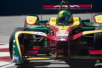 Formule E Buenos Aires: Di Grassi pakt eerste pole, Frijns dertiende