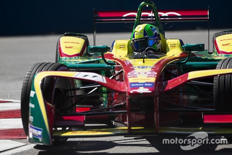 Di Grassi voa e conquista 1ª pole na Fórmula E; Piquet é 5º