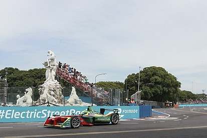 Buenos Aires dà a Lucas Di Grassi la prima pole in F.E!