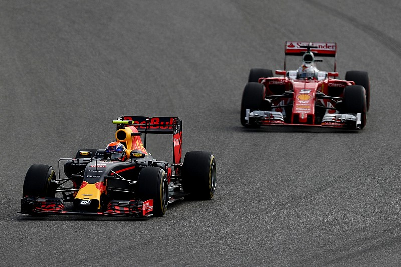 El motor Renault está cerca del de Ferrari
