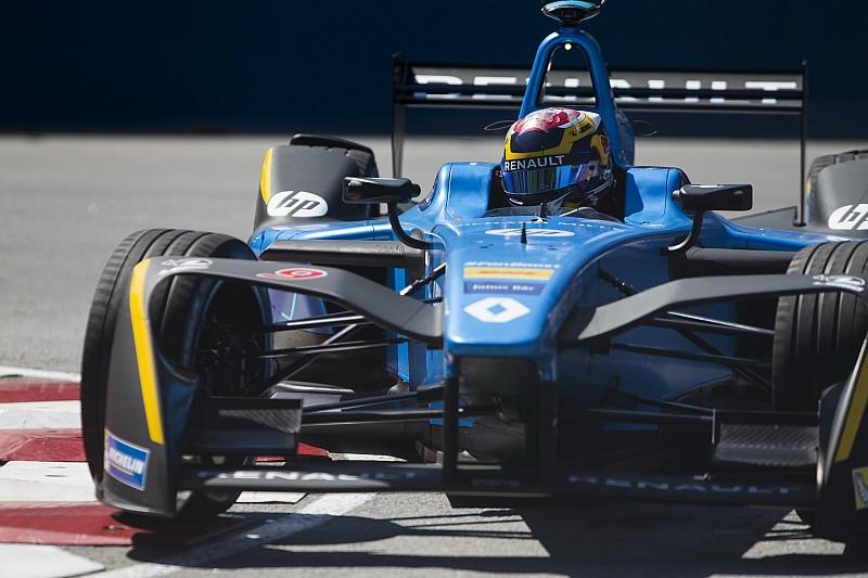 Buemi wint ook Formule E-race in Buenos Aires, Frijns veertiende