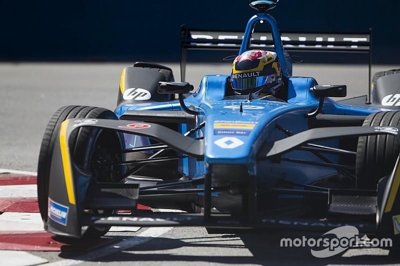 Course - Sébastien Buemi signe la passe de trois!