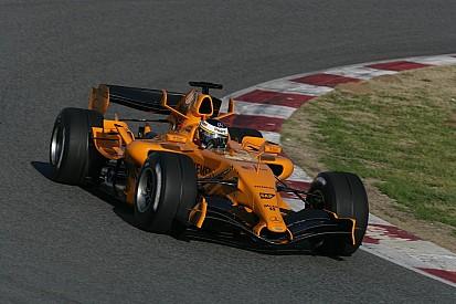 Ez lehet a legvalószínűbb új McLaren-Honda festés a Forma-1-ben