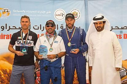 بطولة الإمارات الصحراوية: تألق محليّ ومشاركة عالمية