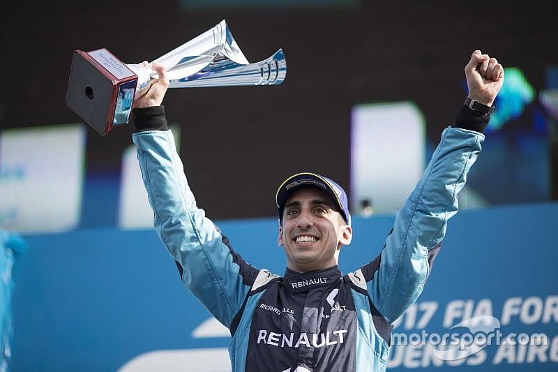 Championnats - Buemi et Renault e.Dams s'envolent