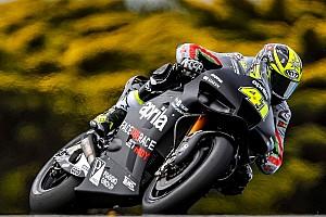 MotoGP Інтерв'ю Алейш Еспаргаро: Результати Aprilia стали приємним сюрпризом