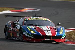 WEC News Pier Guidi ersetzt Gianmaria Bruni bei Ferrari in der WEC