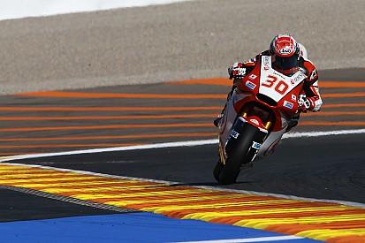 Nakagami en Moto2 y Bulega en Moto3, los más rápidos en el test de Valencia