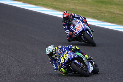 """Viñales: """"impossível se sentir uma estrela"""" ao lado de Rossi"""