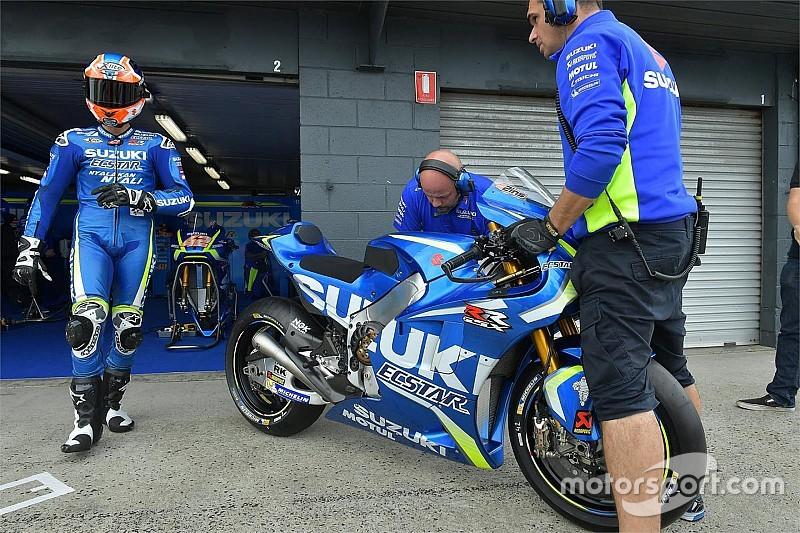 Rins: Saya seperti pembalap MotoGP sekarang