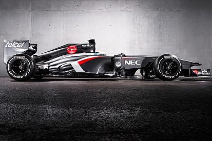 Rückblick: Alle Sauber-Präsentationen in der Formel 1 seit 2007