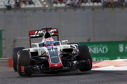 Grosjean: Sezon öncesi yağmur lastikleri testli önemli