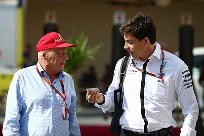 Toto Wolff und Niki Lauda verlängern F1-Verträge mit Mercedes bis 2020