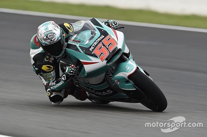 Petronas Raceline targetkan Syahrin ke MotoGP 2018