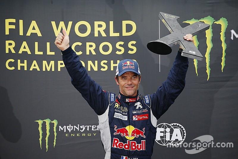 Loeb kembali ke Peugeot untuk musim kedua relikros